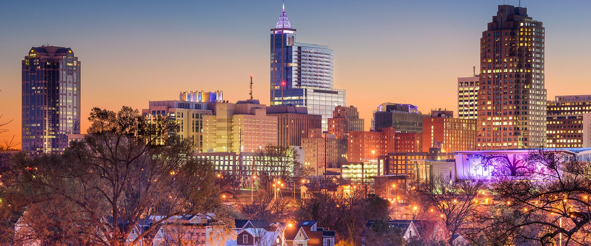 Raleigh-Durham North Carolina