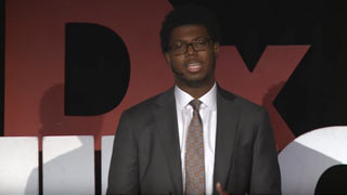 Atnre Alleyne at TEDxWilmingtonSalon: Investing in Opportunity | Managing for Risk