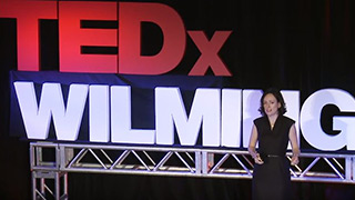 Karina Funk at TEDxWilmington Convergence